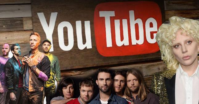 Sanatçılar Youtube'yi AB'ye şikayet ettiler!