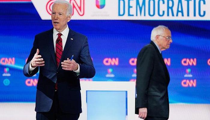 Sanders yarıştan çekildi, Trump'ın olası rakibi Biden