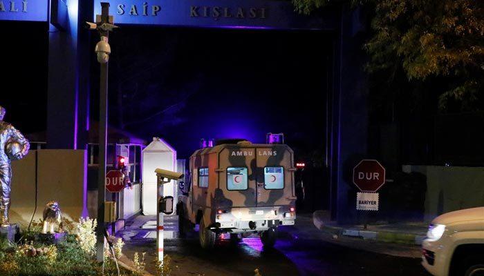Şanlıurfa'da Tugay Komutanlığında patlama ihbarı