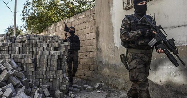 Şanlıurfa'da terör operasyonu: 4 PKK'lı öldürüldü