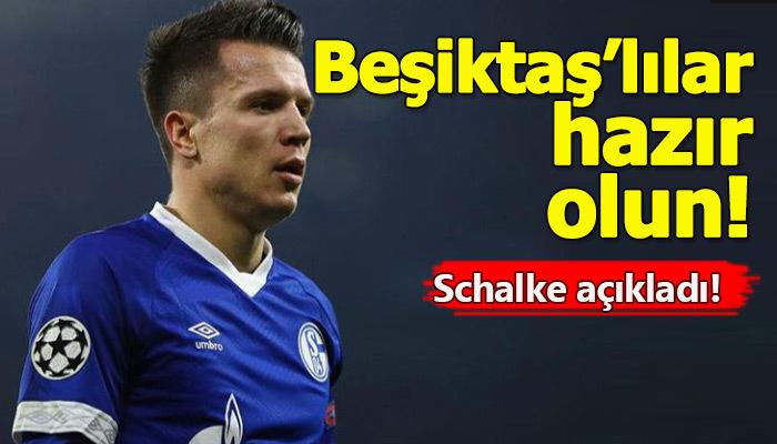 Schalke'den Konoplyanka açıklaması!