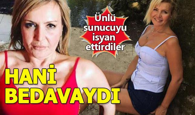 Seda Akgül hastane faturasına isyan etti