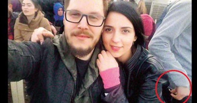 Selfie çekerken yankesiciyi yakaladılar