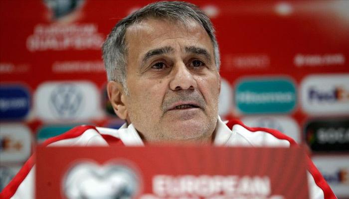 Şenol Güneş Andorra maçı için konuştu
