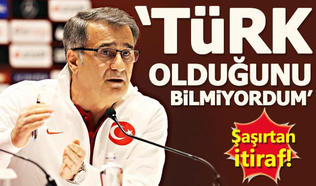 Şenol Güneş: Sangare'nin Türk olduğunu bilmiyordum