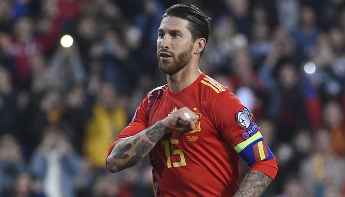 Sergio Ramos 168 maçla tarihe geçti