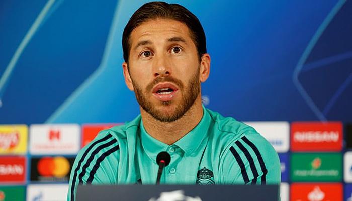 Sergio Ramos atmosferden çekiniyor