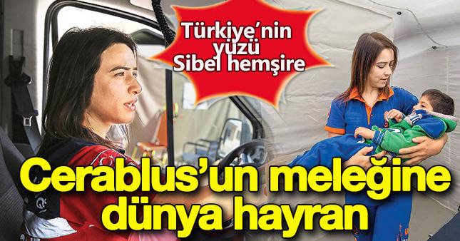 Sibel Öztürk'ün göz dolduran çabası hayran bıraktı