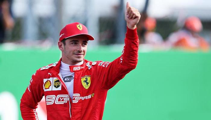 Singapur'da Leclerc pole pozisyonunu kaptı
