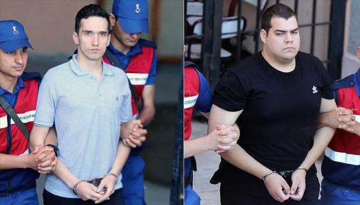 Sınırı geçen Yunan askeriyle ilgili soruşturma tamamlandı