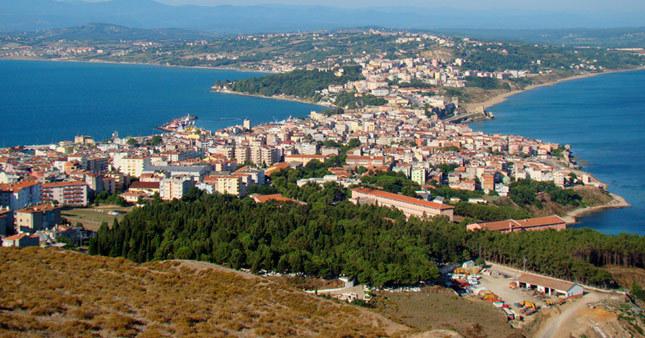 Sinop'ta deprem meydana geldi