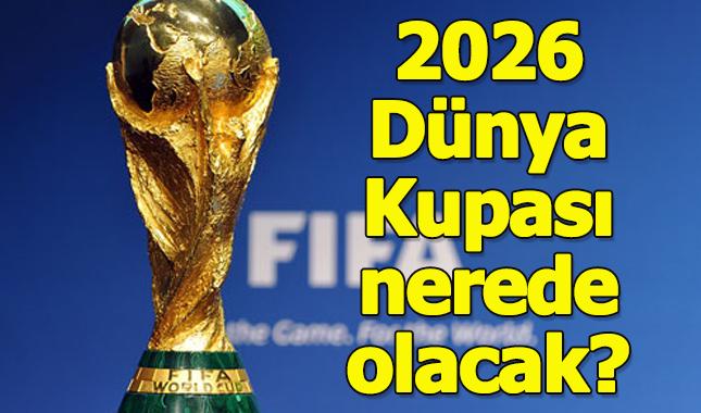 Sıradaki Dünya Kupası nerede ne zaman düzenlenecek?