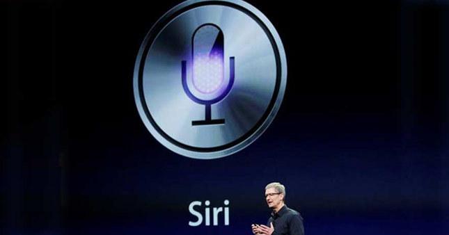 Siri'nin sesi değişiyor