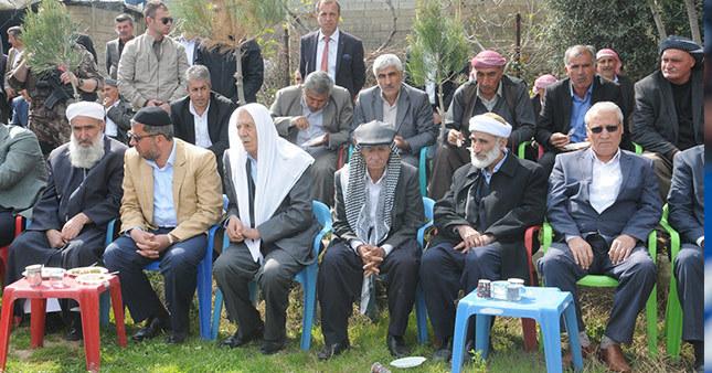 Şırnak'ta kavgalı aileler barıştırıldı