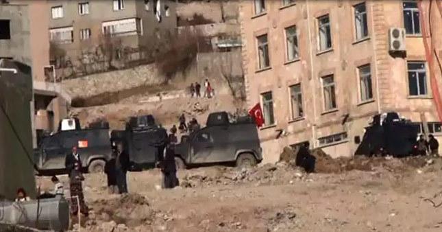 Şırnak'ta patlama: 5 kişi yaralı