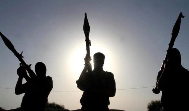 Şırnak'ta tabura roketatarlı saldırı