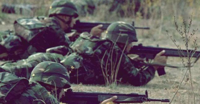 Şırnak'tan çatışma çıktı: 2 asker şehit oldu