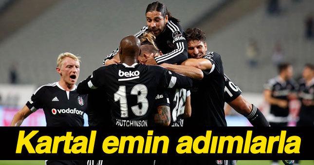 Sivasspor 0-2 Beşiktaş