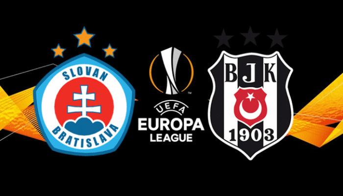 Slovan Bratislava - Beşiktaş maçı hangi kanalda saat kaçta | Slovan Bratislava - Beşiktaş canlı izle beinsports 1