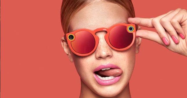Snapchat kameralı gözlükle geldi.Snapchat Spectacles ne kadar?
