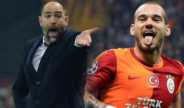 Sneijder yol ayrımında