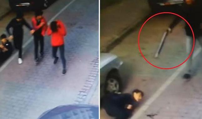 Sokak ortasında lise öğrencisini vuran kişi tutuklandı