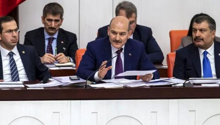 """Soylu'dan HDP'li vekile yanıt! """"Yazıklar olsun..."""""""