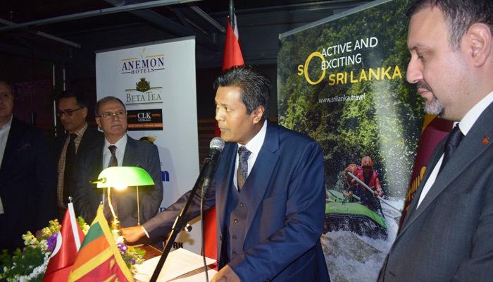 Sri Lanka, Türkiye ile ekonomik ilişkileri geliştirmek için atakta