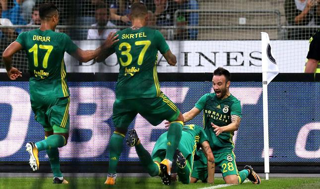 Sturm Graz 1-2 Fenerbahçe Maçın geniş özeti goller - beIN Sports
