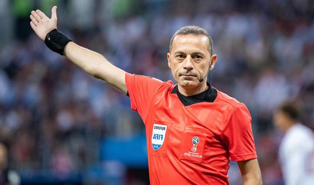 Süper Kupa maçını yönetecek