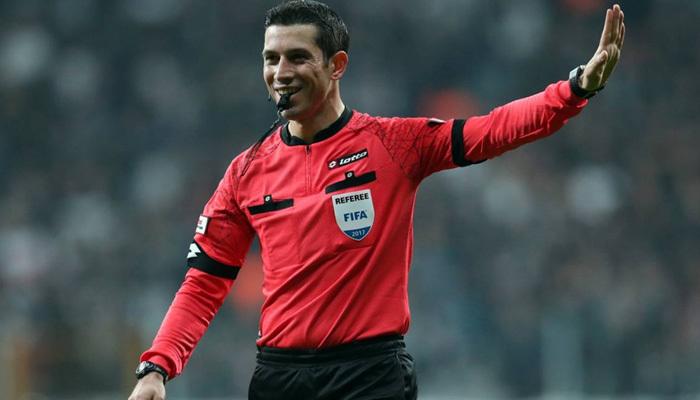 Süper Lig'in 8. hafta hakemleri