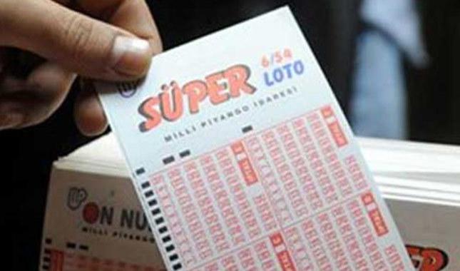 Süper Loto sonuçları 7 şubat 2019 - MPİ Bilet sorgulama sistemi