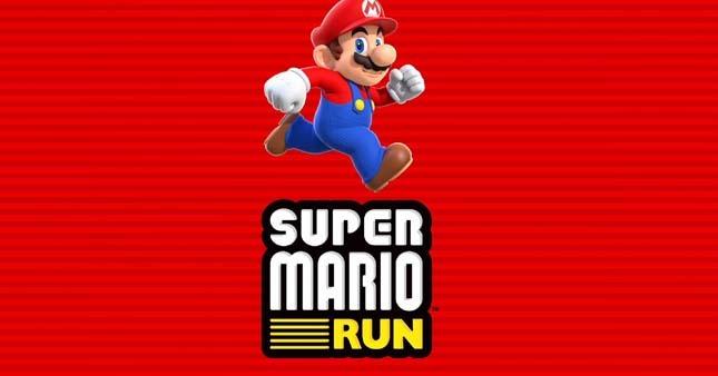 Süper Mario Run Android ve İOS indir