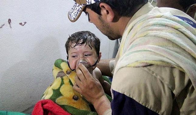 Suriye'de kimyasal silah kullanıldığı kesinleşti! (Klor ve Sarin gazı nedir?)