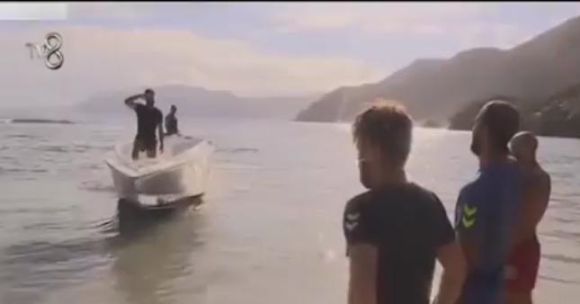 Survivor Eser West adaya veda etme anları | Eserin yerine kim geldi?