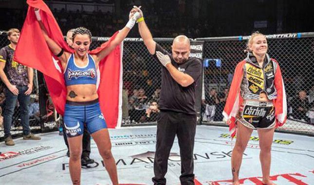 Survivor Sabriye ikinci kez dünya şampiyonu oldu
