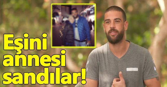 Survivor Yiğit'in eşini gören annesi sandı!
