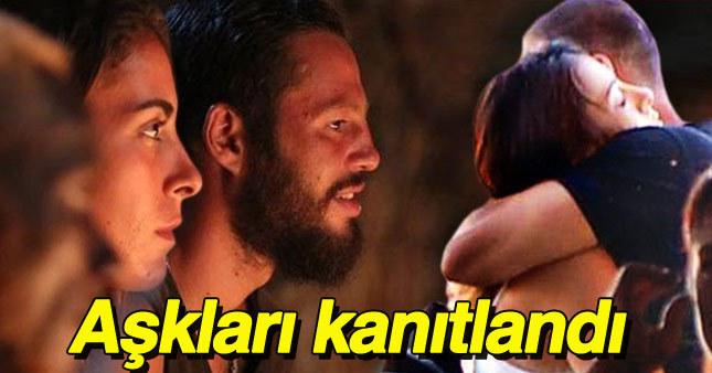 Survivor aşıkları Atakan ile Ezgi yakalandı