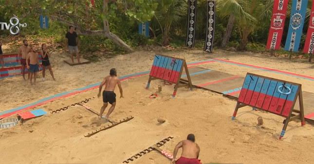 Survivor'da dokunulmazlık oyununu kim kazandı? Eleme adayları kim oldu? 25 Mart 2017