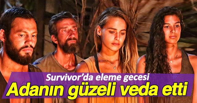 Survivor'da eleme gecesi...