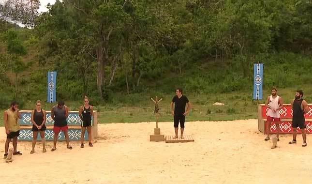 Survivor'da ilk yarı finalist belli oldu