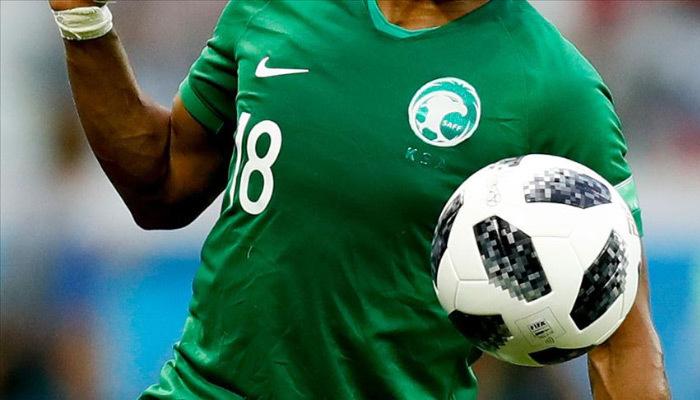 Suudi Arabistan - Filistin maçı tartışılıyor