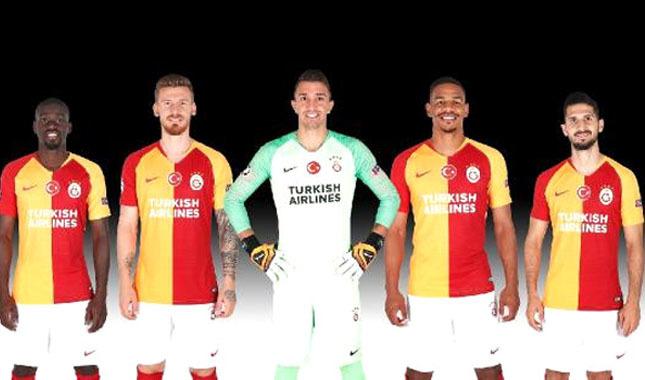 THY, Galatasaray'ın forma sponsoru oldu! Ne kadar ücret alındı?