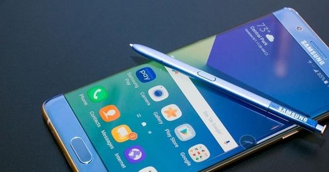 THY Galaxy Note 7'yi yasakladı