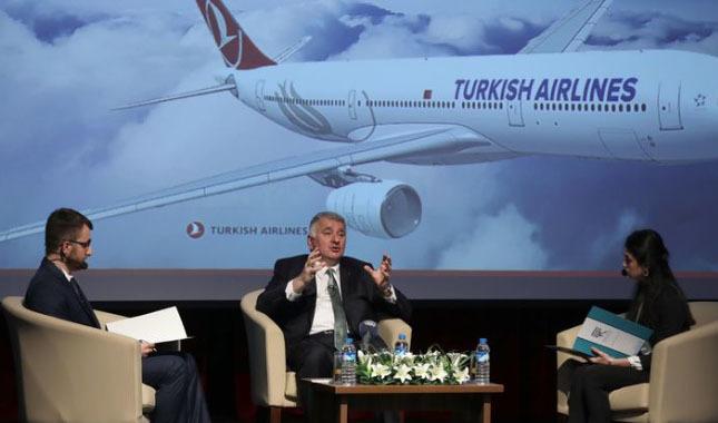 """""""THY dünyada en çok ülkeye uçan hava yolu unvanına sahip"""""""