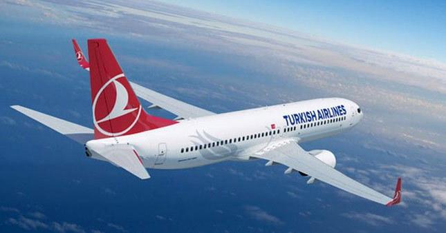 THY uçağı Moğolista'da krizden çıkamadı