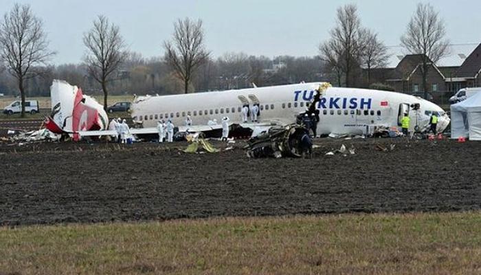 THY'nin uçak kazasında Boeing'in hatası örtülmüş!