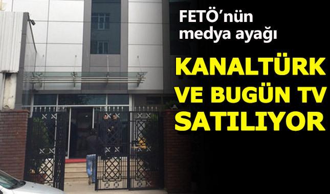 TMSF, Kanaltürk ve Bugün TV'yi satışa çıkardı