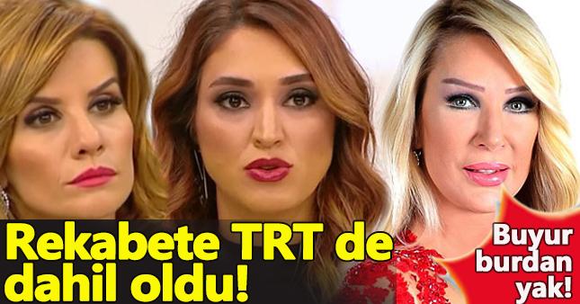 TRT'de izdivaç programı başlıyor!