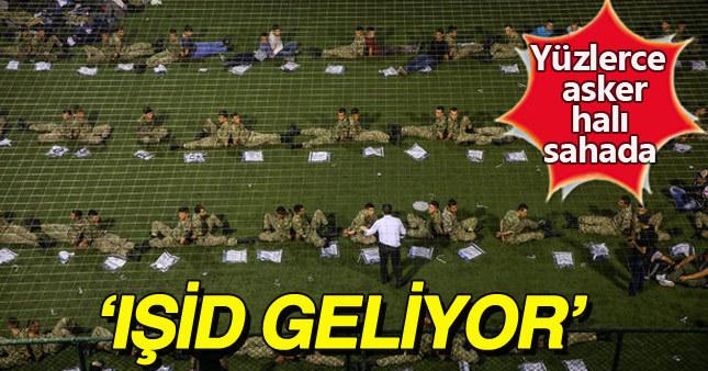 TRT'yi basan askerler gözaltına alındı